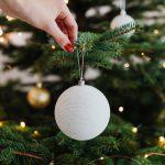 Kerstpakket op de kerstmarkt